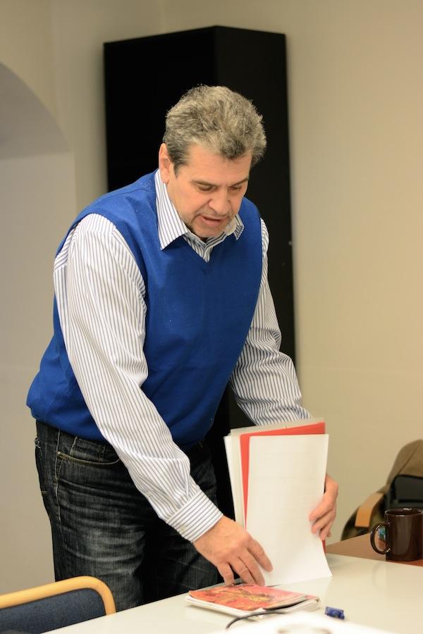 Ďalšia odborná príprava technikov požiarnej ochrany – Ing.Ján Kulfas