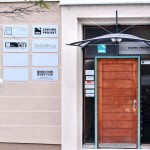 Fire Center s.r.o.: Pohľad na vstup